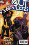 Outsiders #39 comic books - cover scans photos Outsiders #39 comic books - covers, picture gallery