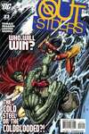 Outsiders #23 comic books - cover scans photos Outsiders #23 comic books - covers, picture gallery