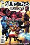 Outsiders #38 comic books - cover scans photos Outsiders #38 comic books - covers, picture gallery