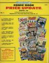 Overstreet's Price Update comic books