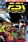 PSI-Force #12 Comic Books - Covers, Scans, Photos  in PSI-Force Comic Books - Covers, Scans, Gallery
