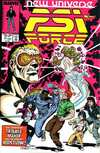PSI-Force #17 comic books - cover scans photos PSI-Force #17 comic books - covers, picture gallery