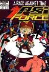 PSI-Force #19 comic books - cover scans photos PSI-Force #19 comic books - covers, picture gallery