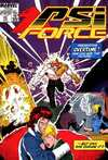 PSI-Force #20 comic books - cover scans photos PSI-Force #20 comic books - covers, picture gallery
