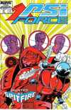 PSI-Force #21 Comic Books - Covers, Scans, Photos  in PSI-Force Comic Books - Covers, Scans, Gallery
