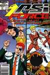 PSI-Force #31 comic books - cover scans photos PSI-Force #31 comic books - covers, picture gallery
