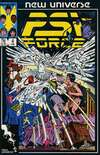 PSI-Force #4 comic books - cover scans photos PSI-Force #4 comic books - covers, picture gallery