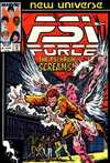 PSI-Force #8 comic books for sale