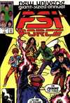 PSI-Force #1 comic books - cover scans photos PSI-Force #1 comic books - covers, picture gallery