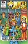 PSI-Judge Anderson comic books