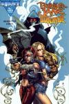 Painkiller Jane/Darkchylde comic books