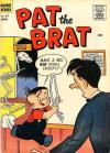 Pat The Brat #17 Comic Books - Covers, Scans, Photos  in Pat The Brat Comic Books - Covers, Scans, Gallery