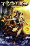 Pathfinder: City of Secrets # comic book complete sets Pathfinder: City of Secrets # comic books