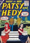 Patsy & Hedy #40 Comic Books - Covers, Scans, Photos  in Patsy & Hedy Comic Books - Covers, Scans, Gallery