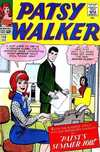 Patsy Walker #110 comic books - cover scans photos Patsy Walker #110 comic books - covers, picture gallery