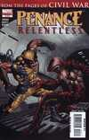 Penance: Relentless #3 comic books - cover scans photos Penance: Relentless #3 comic books - covers, picture gallery