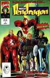 Pendragon comic books