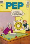 Pep Comics #163 comic books for sale