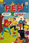 Pep Comics #213 comic books for sale