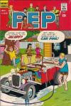 Pep Comics #222 cheap bargain discounted comic books Pep Comics #222 comic books