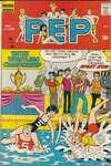 Pep Comics #258 comic books - cover scans photos Pep Comics #258 comic books - covers, picture gallery