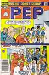 Pep Comics #404 Comic Books - Covers, Scans, Photos  in Pep Comics Comic Books - Covers, Scans, Gallery