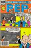 Pep Comics #406 Comic Books - Covers, Scans, Photos  in Pep Comics Comic Books - Covers, Scans, Gallery