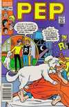 Pep Comics #410 Comic Books - Covers, Scans, Photos  in Pep Comics Comic Books - Covers, Scans, Gallery