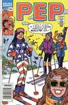 Pep Comics #411 Comic Books - Covers, Scans, Photos  in Pep Comics Comic Books - Covers, Scans, Gallery