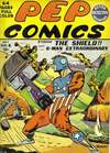 Pep Comics #6 Comic Books - Covers, Scans, Photos  in Pep Comics Comic Books - Covers, Scans, Gallery