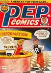 Pep Comics #75 Comic Books - Covers, Scans, Photos  in Pep Comics Comic Books - Covers, Scans, Gallery