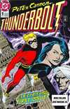 Peter Cannon - Thunderbolt #1 comic books - cover scans photos Peter Cannon - Thunderbolt #1 comic books - covers, picture gallery