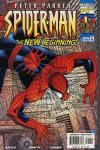 Peter Parker: Spider-Man #1 comic books - cover scans photos Peter Parker: Spider-Man #1 comic books - covers, picture gallery