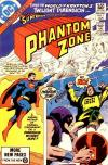 Phantom Zone comic books