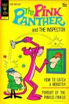 Pink Panther #7 comic books - cover scans photos Pink Panther #7 comic books - covers, picture gallery
