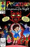 Pinocchio and the Emperor of the Night #1 comic books for sale