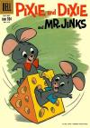 Pixie and Dixie and Mr. Jinks #1 comic books - cover scans photos Pixie and Dixie and Mr. Jinks #1 comic books - covers, picture gallery