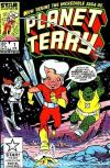 Planet Terry comic books