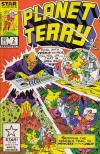 Planet Terry #2 comic books - cover scans photos Planet Terry #2 comic books - covers, picture gallery