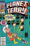 Planet Terry #3 comic books for sale