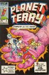 Planet Terry #4 comic books - cover scans photos Planet Terry #4 comic books - covers, picture gallery