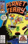 Planet Terry #9 comic books for sale