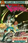 Planet of Vampires comic books