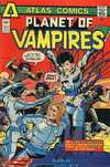 Planet of Vampires #3 comic books - cover scans photos Planet of Vampires #3 comic books - covers, picture gallery