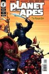 Planet of the Apes: The Human War comic books