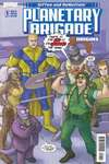 Planetary Brigade: Origins #1 Comic Books - Covers, Scans, Photos  in Planetary Brigade: Origins Comic Books - Covers, Scans, Gallery