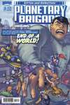 Planetary Brigade: Origins #3 comic books - cover scans photos Planetary Brigade: Origins #3 comic books - covers, picture gallery