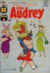 Playful Little Audrey #34 comic books for sale