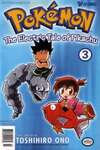 Pokemon: Part 1: The Electric Tale of Pikachu #3 comic books for sale