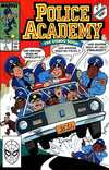 Police Academy comic books